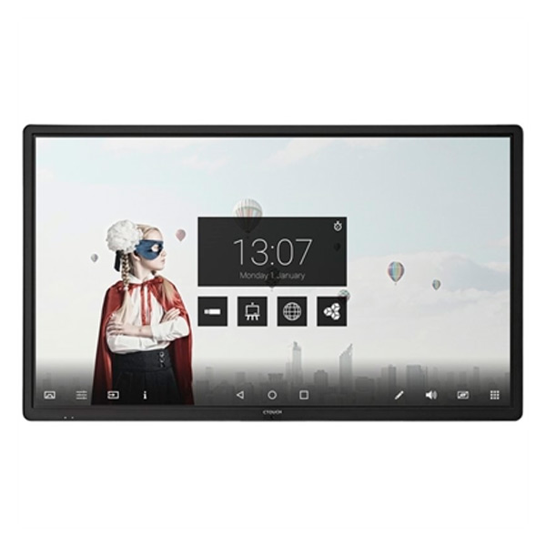 Touch Screen Interattivo CTOUCH 10051790 Full HD 32 P 80 W