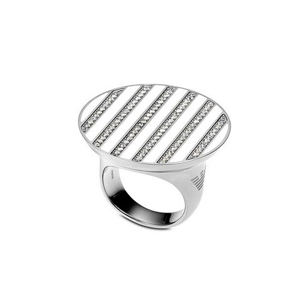 Prstan ženski Armani EPEGS1340040 (16)