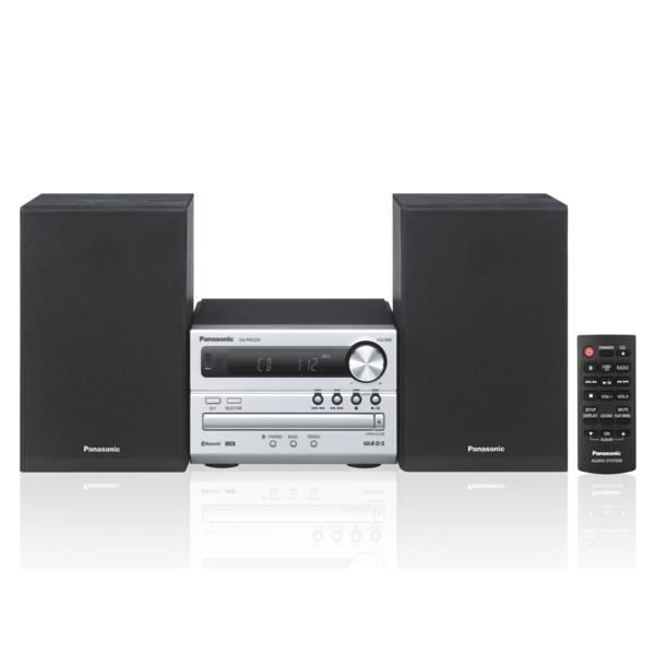 Impianto Stereo Panasonic SC-PM250EC-S Bluetooth 20W