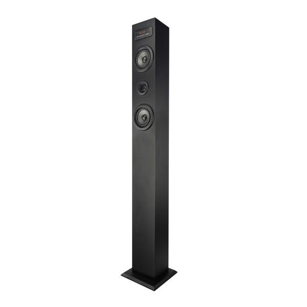 Altoparlante a Colonna Bluetooth BRIGMTON BTW-20-N 20 W USB / SD Nero