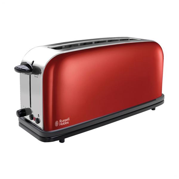 Tostapane Russell Hobbs 21391-56 1R 1000W Acciaio inossidabile Rosso