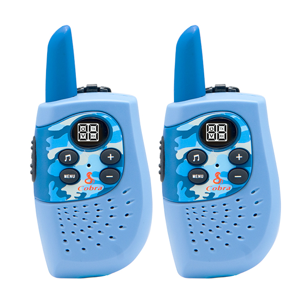 Walkie-Talkie Cobra PMR HM230 3 KM Azzurro