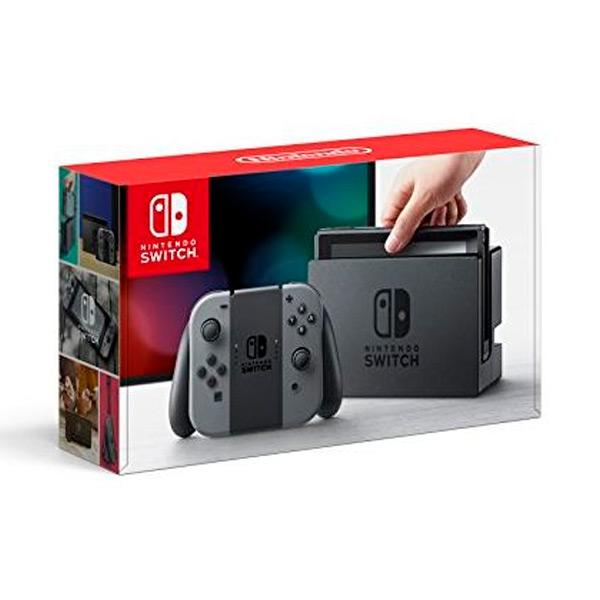 Ingresso Nintendo SWITCH HW Grigio