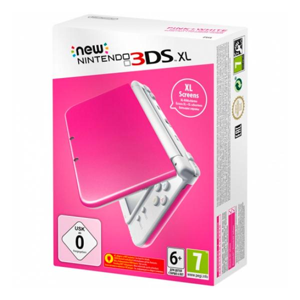 Nintendo New 3DS XL Nintendo 221845 WIFI Rosa