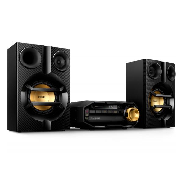 Microcadena de Música Philips FX10/12 CD-R USB Bluetooth 230W