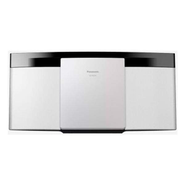 Mini impianto Stereo Panasonic SCHC200EGW HiFi Bluetooth 20W Bianco