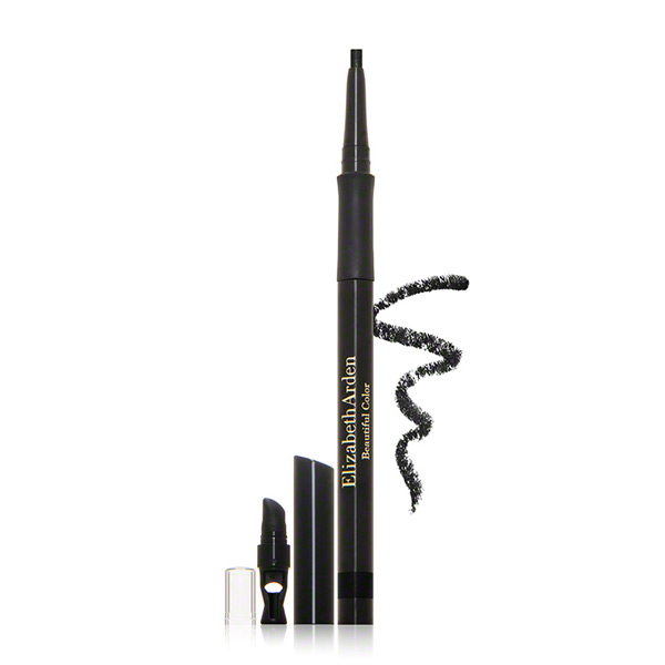 Elizabeth Arden - BEAUTIFUL COLOR precision glide eye liner 401-black velvet