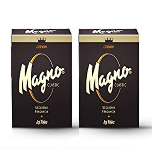 Magno - JAB.MAGNO CLASSIC 125 GR. -LOTE 2 UDS-