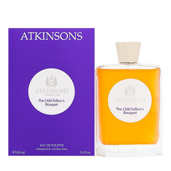 Atkinsons - THE ODD FELLOW'S BOUQUET edt vaporizador 100 ml