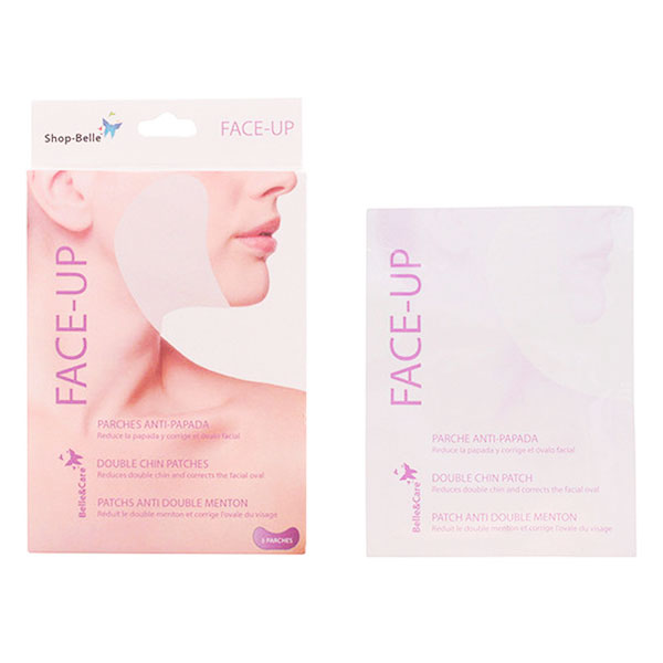 Innoatek - FACE UP double chin patches 3 pz