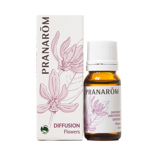 Pranarôm - DIFFUSION flowers 10 ml