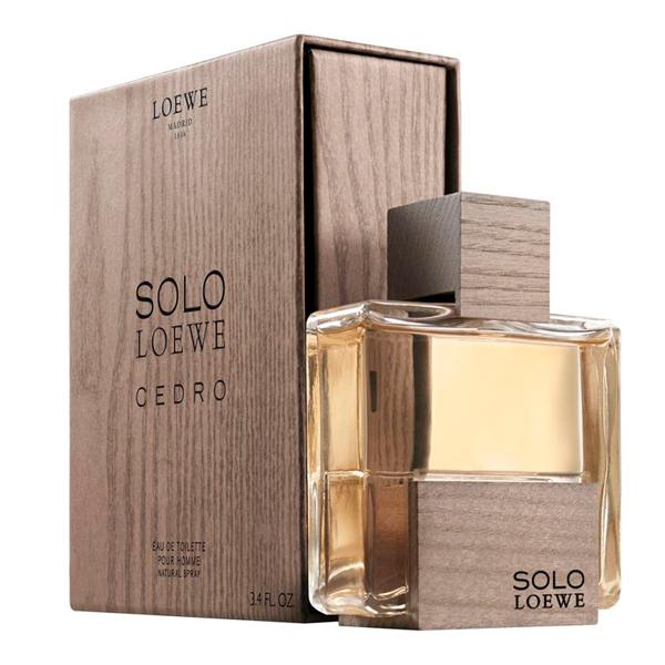Loewe - SOLO LOEWE CEDRO edt vaporizador 50 ml