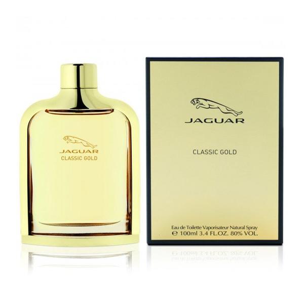 Jaguar - JAGUAR GOLD edt vaporizador 100 ml