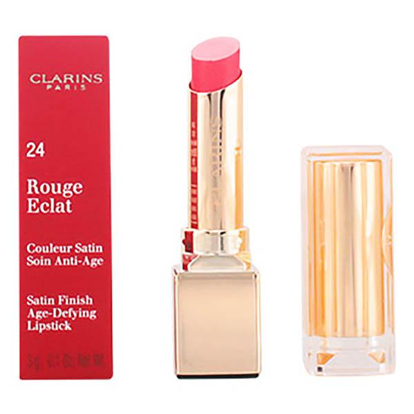 Clarins - ROUGE ECLAT 24-pink cherry 3 gr