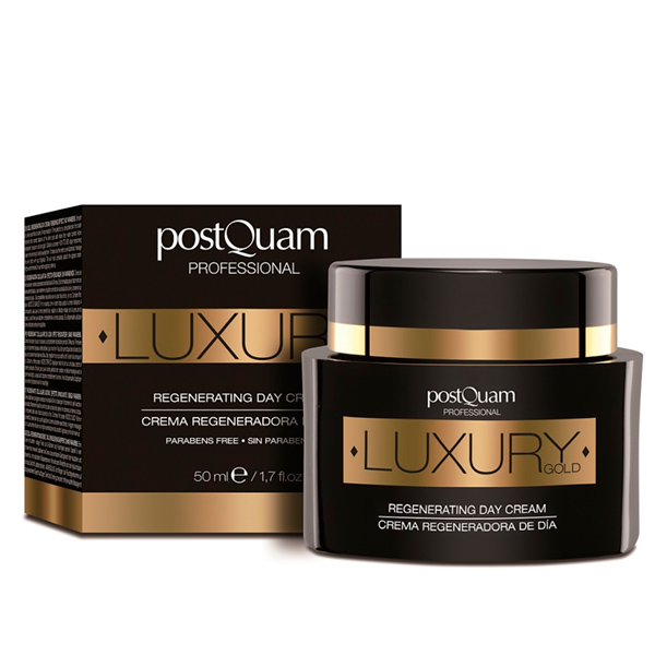 Postquam - LUXURY regenerating cream 50 ml