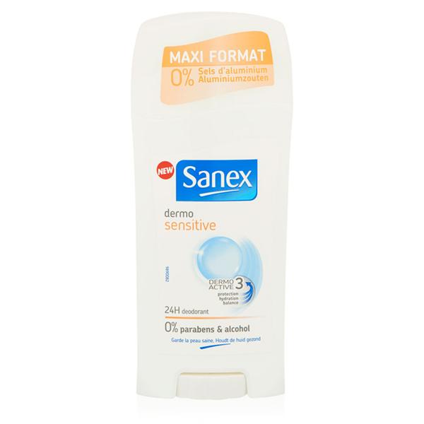 Sanex - SANEX DERMO SENSITIVE deo stick 65 ml