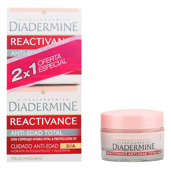 Diadermine - REACTIVANCE antiedad TOTAL LOTE 2 pz