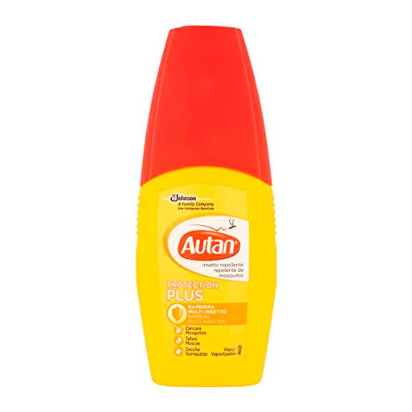 Vaporizzatore Repellente per Zanzare Protection Plus Autan (100 ml)