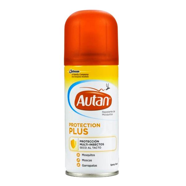 Repellente per Zanzare Spray Seco Autan (100 ml)