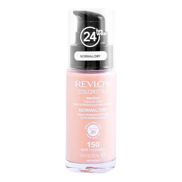 Fondotinta Liquido Colorstay Revlon (30 ml) Pelle secca