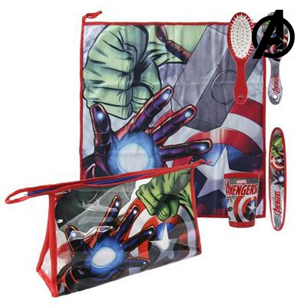 Neceser Escolar The Avengers 510 (5 pcs)
