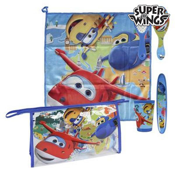 Neceser Escolar Super Wings 753 (5 pcs)