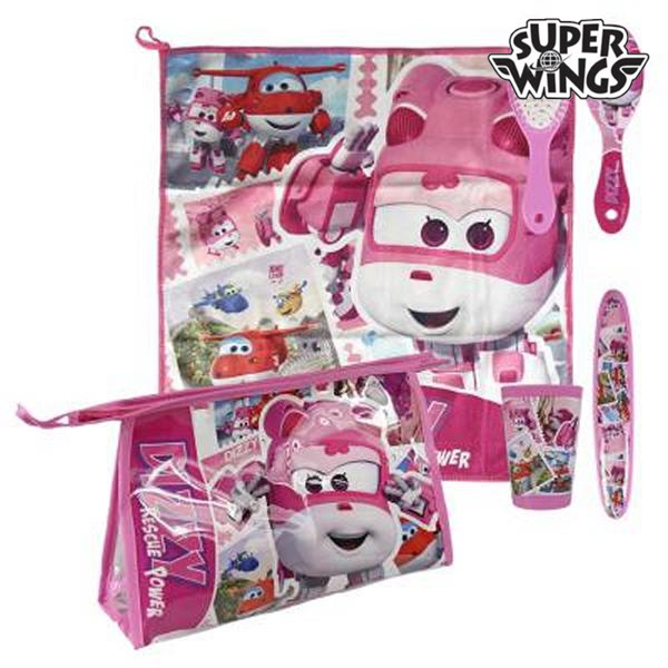 Neceser Escolar Super Wings 760 (5 pcs)