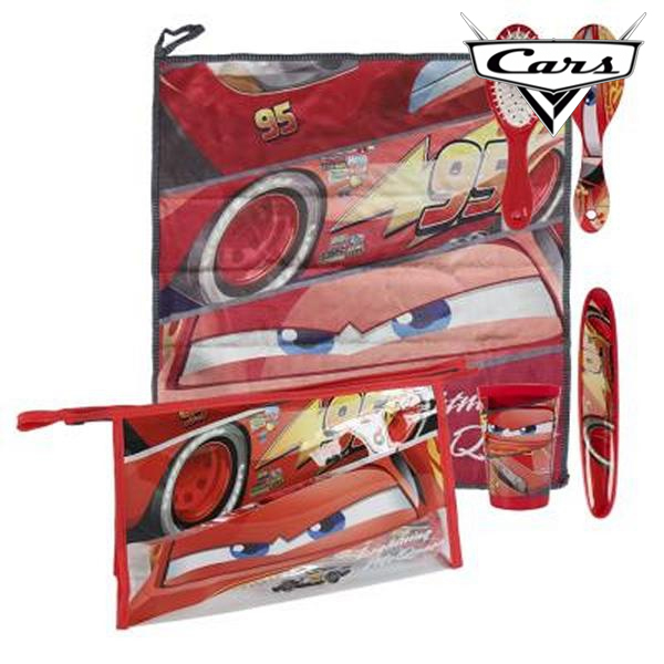 Neceser Escolar Cars 777 (5 pcs)