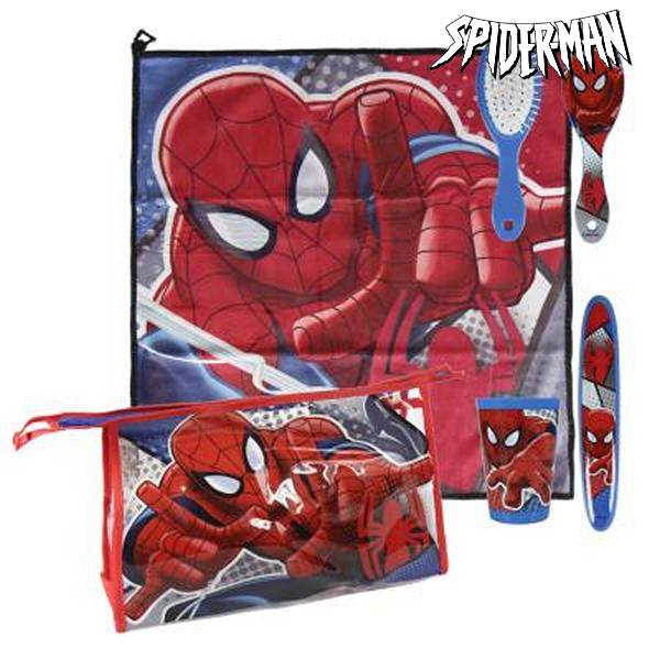 Neceser Escolar Spiderman 466 (5 pcs)