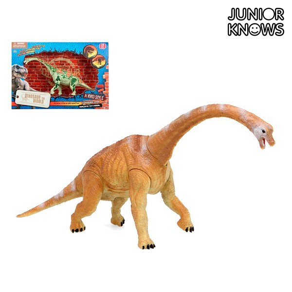 Super junak Dinosaur Junior Knows 4955