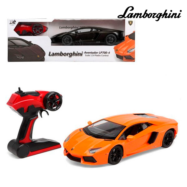 Macchinina Telecomandata Lamborghini Aventator LP700-4