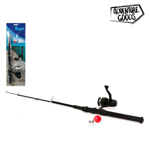 Canna da pesca Adventure Goods (150 cm)
