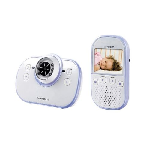 TopCom Babyviewer 4100 | KS-4241 Kamera za Nadzor Dojenčka