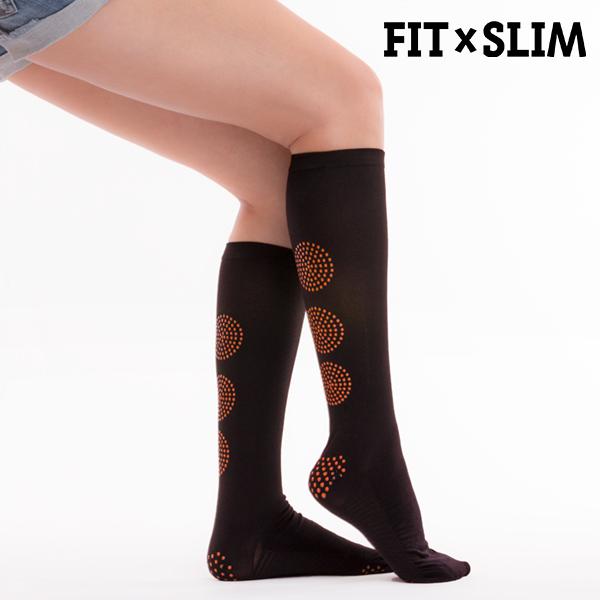 Nogavice za Sproščanje Compression Bamboo Socks - S/M