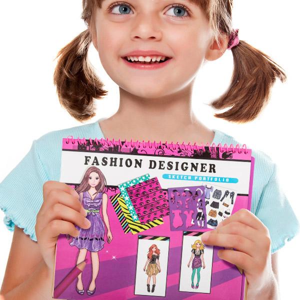 Modna Pobarvanka za Otroke - Hair Stylist