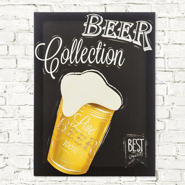 Beer Collection na Lanenem Platnu