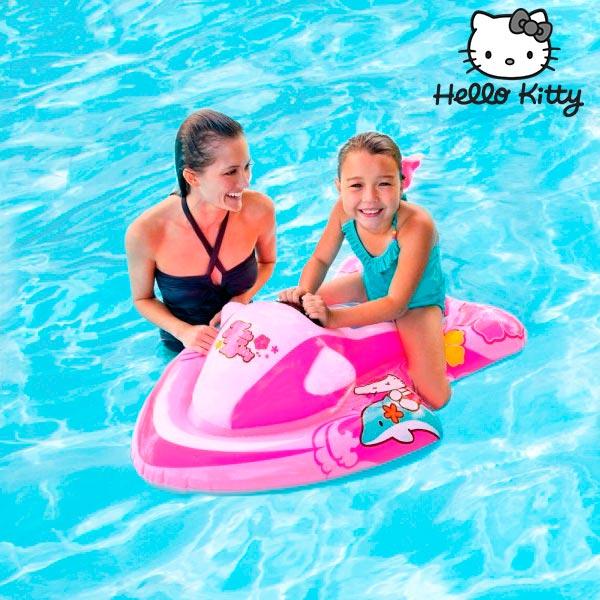 Napihljivi Vodni Skuter Hello Kitty