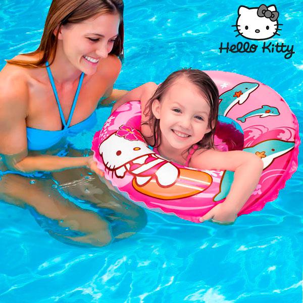 Napihljiv Obroč Hello Kitty