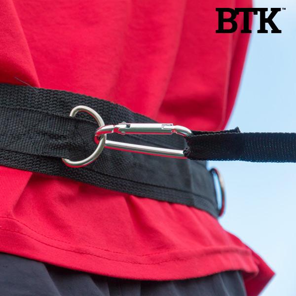 Paracaídas de Resistencia para Entrenamiento BTK (2)