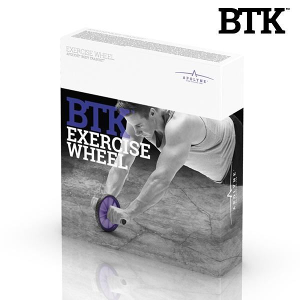 Rueda Abdominal de Fitness BTK (2)