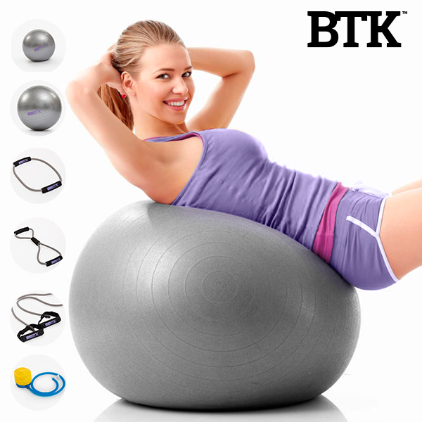 Komplet Za Fitnes Trening BTK