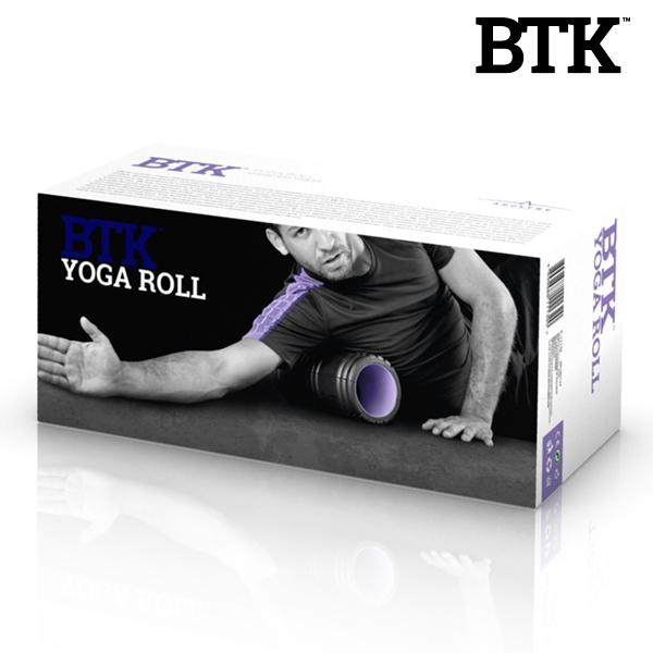 Rodillo para Estiramientos Foam Roller BTK (1)