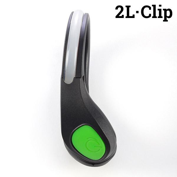 LED de Seguridad para Zapatillas 2L·Clip (3)