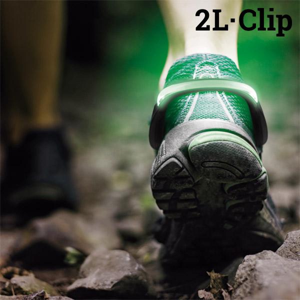 LED de Seguridad para Zapatillas 2L·Clip (2)