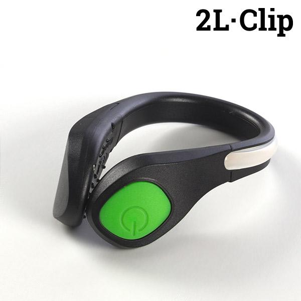 LED de Seguridad para Zapatillas 2L·Clip (1)