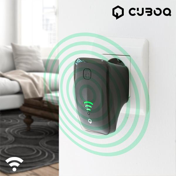 Wifi Ojačevalnik 300 Mbps CuboQ