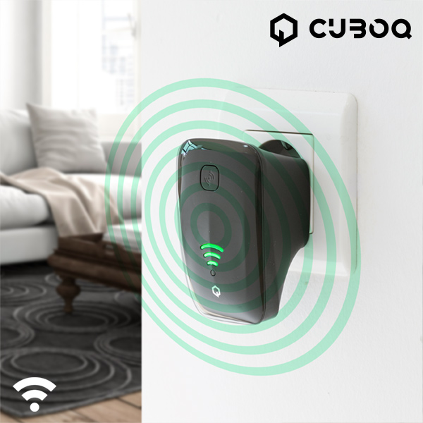 Ripetitore Wi-Fi 300 Mbps CuboQ