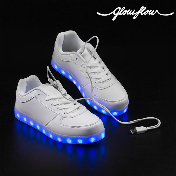 Scarpe Sportive con LED GlowFlow