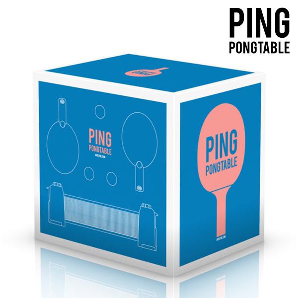 Gioco da Tavolo Portatile Ping Pongtable