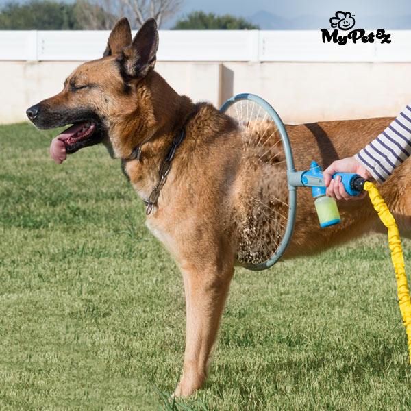 Aro de Lavado para Perros My Pet Wash A'Hoop